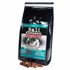 Jual Sentra Kopi Bali Kintamani Arabica Whole Bean Biji Kopi Roasted Arabika 200 Gram Online