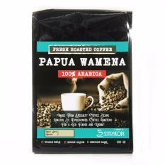 Beli Sentra Kopi Papua Wamena Arabica 500 Gram Biji Arabika Whole Bean Coffee Kredit Jawa Barat