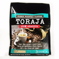Review Tentang Sentra Kopi Toraja Sapan Arabica Whole Bean Biji Kopi Roasted Arabika 1 Kg