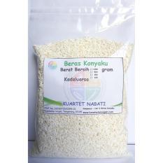 Shirataki Konnyaku Rice Kecil - Beras Diet Konyaku - Beras Diet 1000 Gr