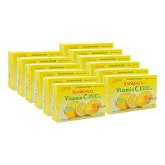 Harga Sidomuncul Vitamin C 1000 Mg 12 Buah Baru Murah