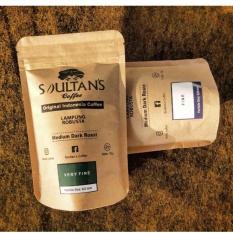 Soultan's Coffee (Kopi Lampung)