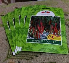 SPESIAL Benih Bibit Cabe PANEX 100 F1- Cabai Merah Besar Hibrida- Ke