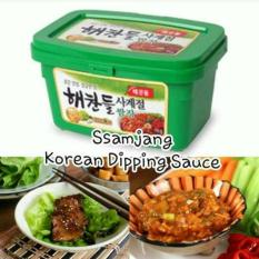 Jual Beli Ssamjang Korean Soybean Dipping Sauce 500G Import Korea
