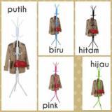 Spesifikasi Stand Hanger Gantungan Tiang Berdiri Hanger Gantungan Baju Online