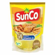 Sunco Minyak Goreng 2Liter Refill