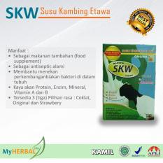 Susu Kambing Etawa Organik Skw 200 Gr Makanan Tambahan Pendukung Ideal Terbaru