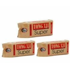 Teh Bubuk Tong Tji Super - Aroma Eksotis - 3pcs Lebih Hemat - 250gr