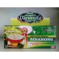 Teh Celup Herbal Binahong 20 Sachet Darusiyfa