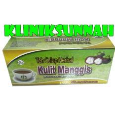 Teh Celup Herbal Kulit Manggis Hikmah Alami Isi 20 Pics