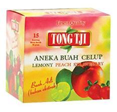 Teh Celup Tong Tji Aneka Buah