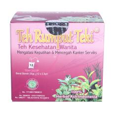 Spesifikasi Teh Rumput Teki 12 Sachet Online