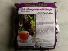 Teh Seduh Bunga Rosella Ungu (Unggu) Kencono Sari