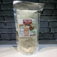 Tepung Ketobetic 500g Bread Flour Mix Premix Roti Keto