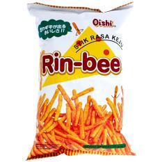 TEST PRODUCT LAZADA Oishi Rin-Bee Stik Keju 70g