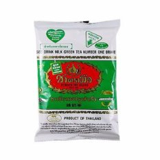 Harga Thai Tea Number One Brand Green Tea 200G North Sumatra