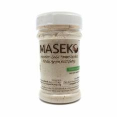 TheOrganicStop Maseko Kaldu MPASI Ayam Kampung Organik Non-MSG 100 gram