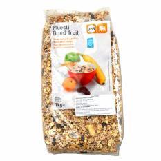 Beli Theorganicstop Muesli Dried Fruit 1 Kg Theorganicstop Online