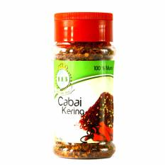 TheOrganicStop Red Chili Flakes / bubuk cabai merah kasar 35gr