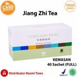 Diskon Tiens Jiang Zhi Tea 40 Sachet Teh Pelangsing Herbal Free Member Card Tiens Shop Akhir Tahun