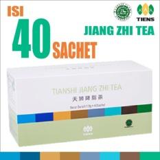 Berapa Harga Tiens Jiang Zhi Tea Teh Hijau Pelangsing Herbal Paket Hemat 40 Sachet By Liman Group Tiens Di Jawa Timur