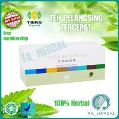 Spesifikasi Tiens Jiang Zhi Tea Teh Pelangsing Herbal Teh Kerajaan Cina 100 Halal Fa Herbal 100 Original Tiens Terbaru