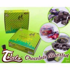 Tobelo Chocolate Assorted - Coklat Tobelo - Paket Lebaran - Coklat Lebaran - Kue Lebaran HALAL BPOM