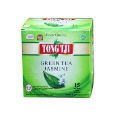 Tong Tji Green Tea Jasmine Teh Celup