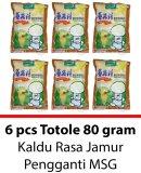 Toko Totole Kaldu Rasa Jamur 6 Pak 80 Gram Online