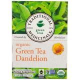 Jual Traditional Medicinals Green Tea Dandelion Teh Hijau Teh Herbal Grosir