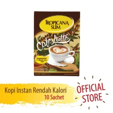 Tropicana Slim Cafe Latte (5 boxes)
