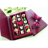 Harga Trulychoco Cokelat Love Editions I Love You Tutup Hardcover Red Asli