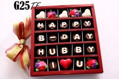 Trulychoco Coklat Chocogift Ulang Tahun Untuk Suami Jawa Timur Diskon