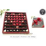 Model Trulychoco Coklat Love Editions Let Me Love U Tutup Mika Merah Terbaru
