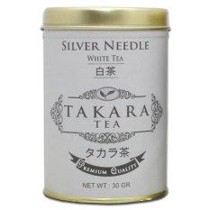 Harga White Tea Silver Needle Origin