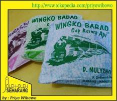 Wingko Babad Cap Kereta Api Asli Semarang D Mulyono Rasa Campur