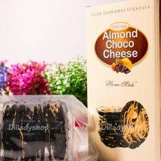 Wisata Rasa Almond Crispy Chocolate Cheese 150 Gr Diskon Indonesia