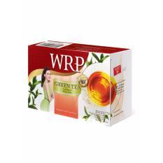 Review Wrp Green Tea 30 Sachet Dki Jakarta