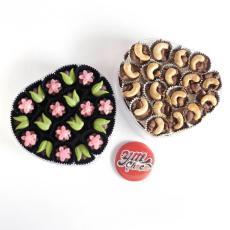 YMFood,Coklat Praline Bunga,Coklat Mente