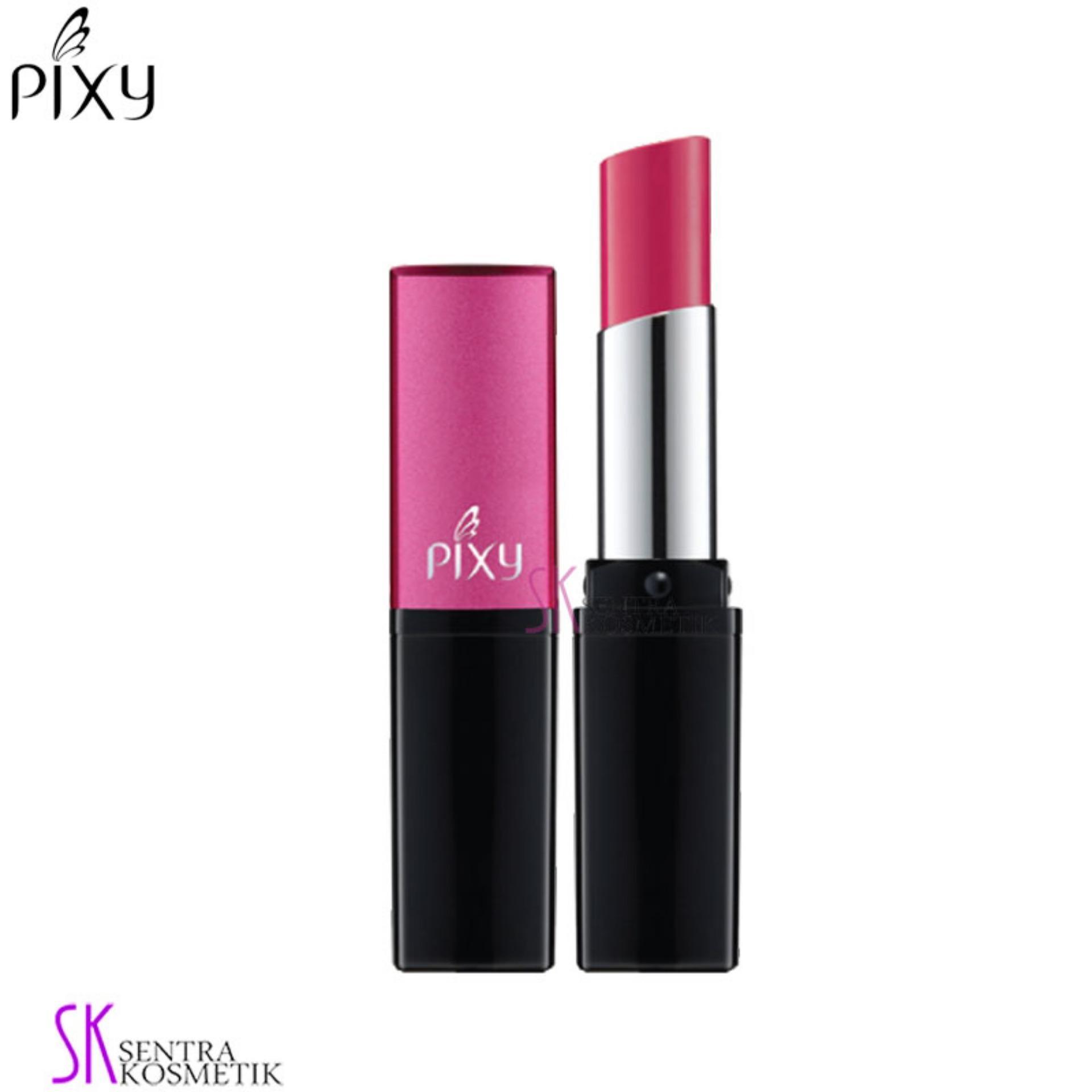 PIXY Matte In Love Lipstick - 211 VIBE PINK