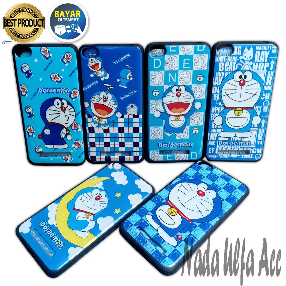 Case / Softcase / Casing Handpone / Casing HP Karakter DORA M-8 For Xiaomi Redmi 4A ( RANDOM )  - NU0403