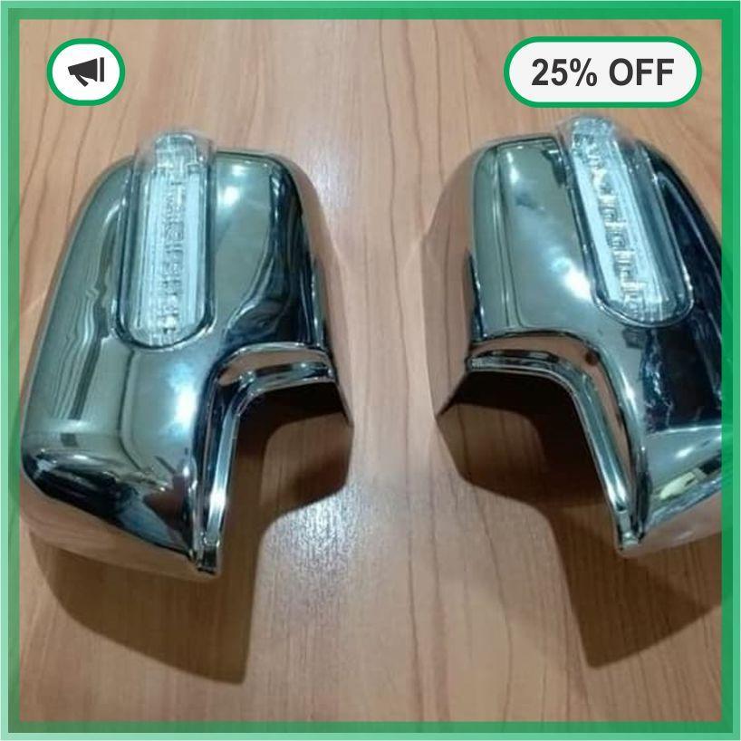 TERLARIS - Cover Spion Datsun Go + Lampu / Mirror Cover Datsun - PALING DICARI