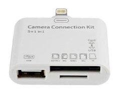 Jual Best Ct Lightning Camera Connection Kit Model I5 19 Putih Indonesia