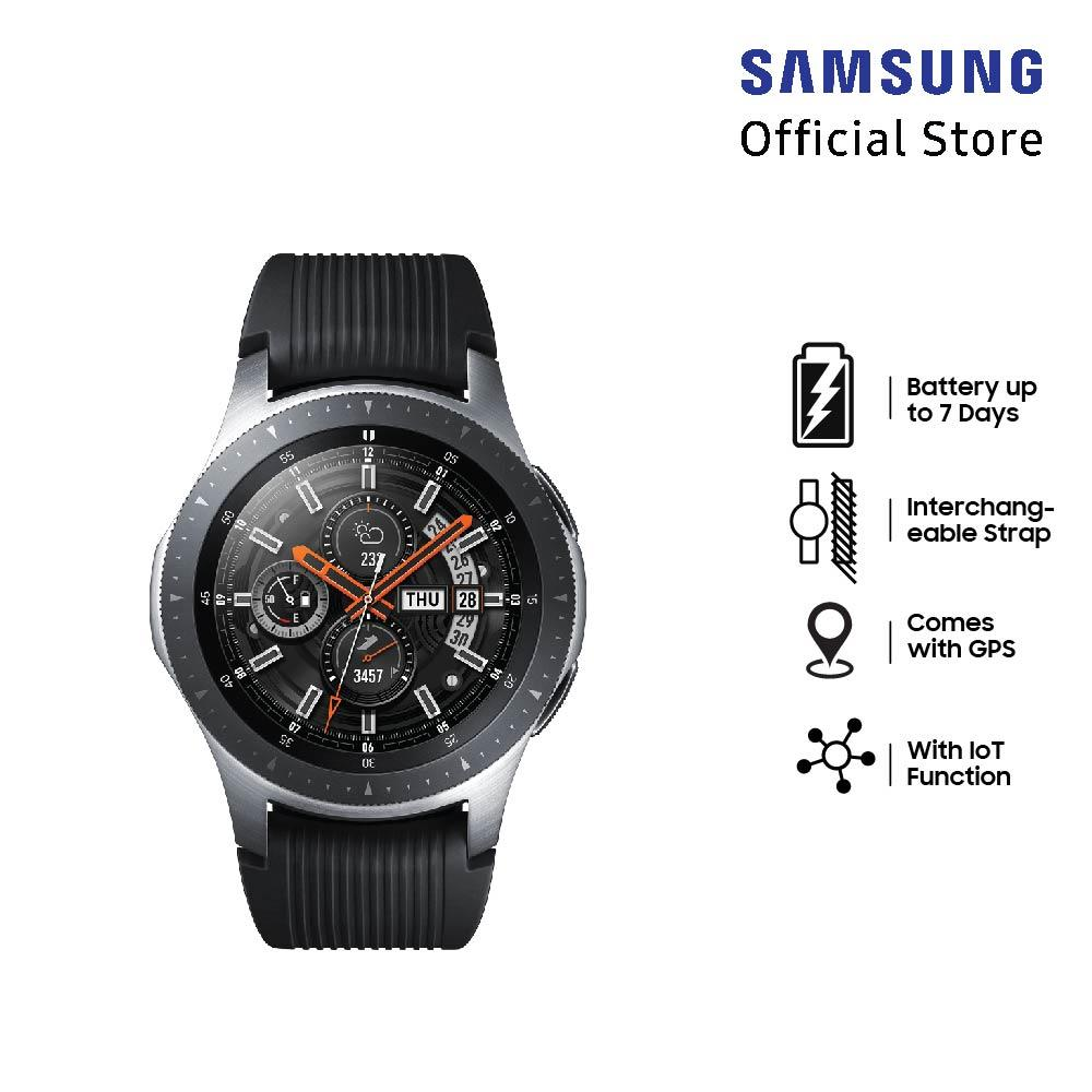 Samsung Galaxy Watch Silver 46 mm