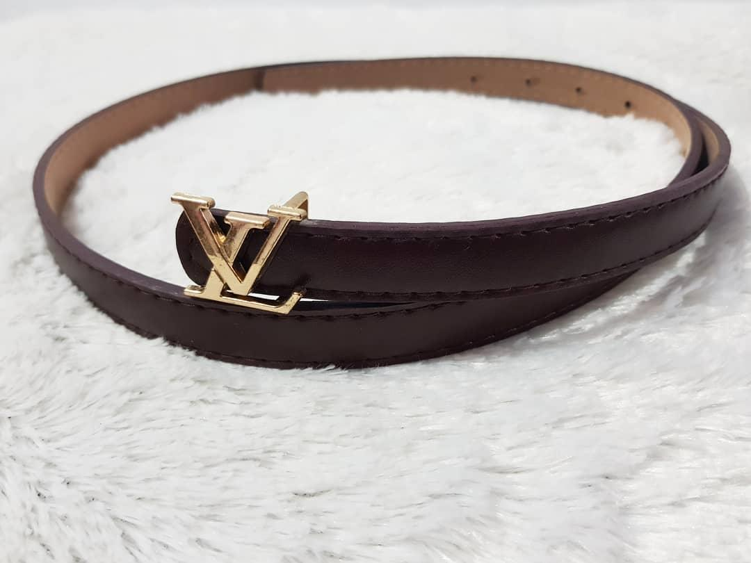 Belt Fashion Lv / Fashion Belt/ Belt Lv / Belt Murah By Fashion Belts.