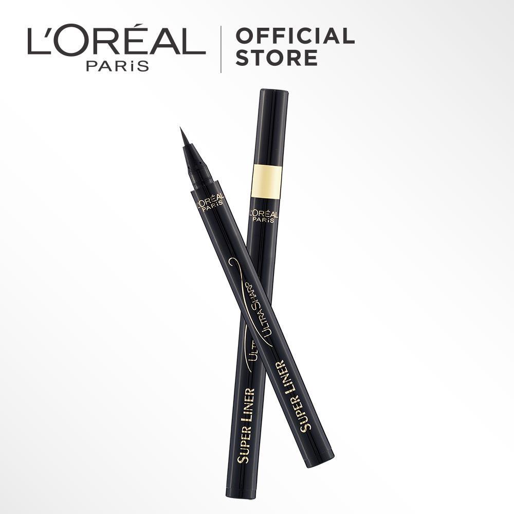 L'Oreal Paris Super Liner Ultra Sharp Eyeliner - by L'Oreal Paris Make