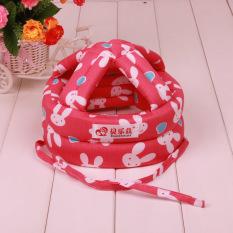 Helm Pengaman Bayi Balita Anak Headguard Topi Cap Memanfaatkanhadiah ... - Balita Anak Headguard