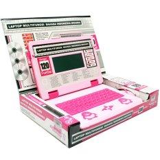 Lumi Toys Laptop Multifungsi Bahasa Indonesia-Inggris