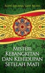Erlangga Soft Cover Buku Hijau - Misteri Kebangkitan Dan Kehidupan Setelah Mati : Bediuzzaman Said Nursi