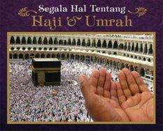 Erlangga Hard Cover Buku - Hitam - Segala Hal Tentang Haji Dan Umrah : Tim Editor